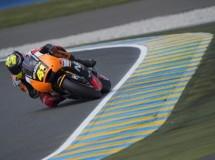 Marc Márquez machaca los cronos y logra la pole MotoGP Le Mans, Pol Espargaró 2º