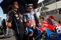 Fabio Quartararo gana la carrera 1 de Moto3 CEV en Valencia