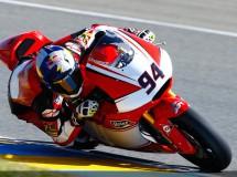 Mcphee, Folger y Pedrosa los mejores del warm up MotoGP en Catalunya
