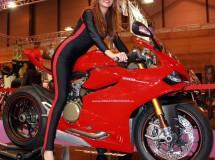 La Ducati 1199 Panigale recibe el premio de diseño Compasso d' Oro