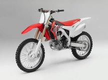 Honda presenta su nueva CRF450R 2015