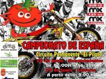 El nacional de MXS18, MX125 y MXF vuelve a la acción en Cáceres