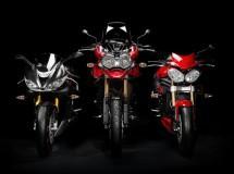 Triumph renueva el color de varios de sus modelos