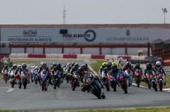Test de pre-temporada del nuevo Nacional de velocidad en Albacete