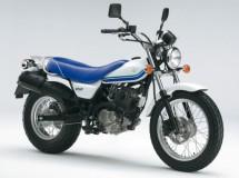 Promoción de Suzuki en su modelo Van Van