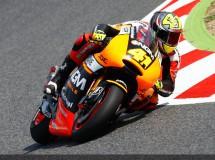 Fenati, A. Espargaró y Rabat dominan la FP1 MotoGP en Catalunya