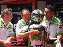 Bastianini, Locatelli y Honda con Gresini Racing Moto3 en 2015