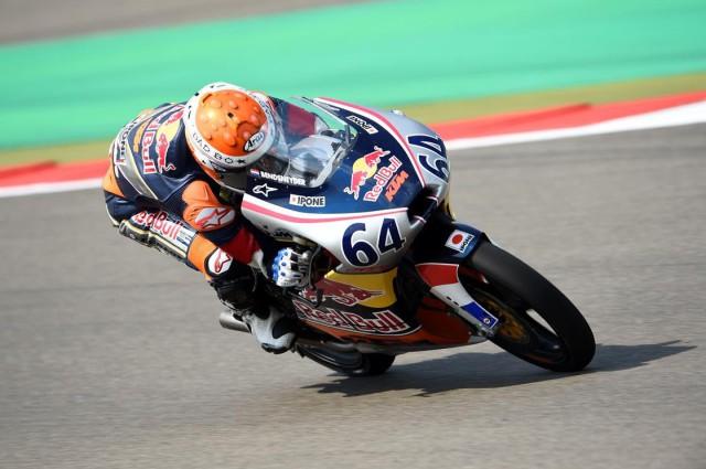 Bo Bendsneyder, Dutch Red Bull MotoGP Rookies Cup 2014