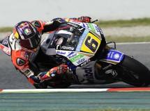 Márquez, Bradl y Rabat controlan la FP3 MotoGP en Catalunya