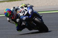 Morales seguirá con el Team Calvo en el Europeo SBK y apuestan por Yamaha