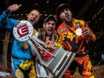Miralles, Torres y Melero ganan el Freestyle de las Naciones 2014