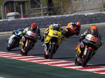 Test Moto2 en el Circuito de Barcelona-Catalunya