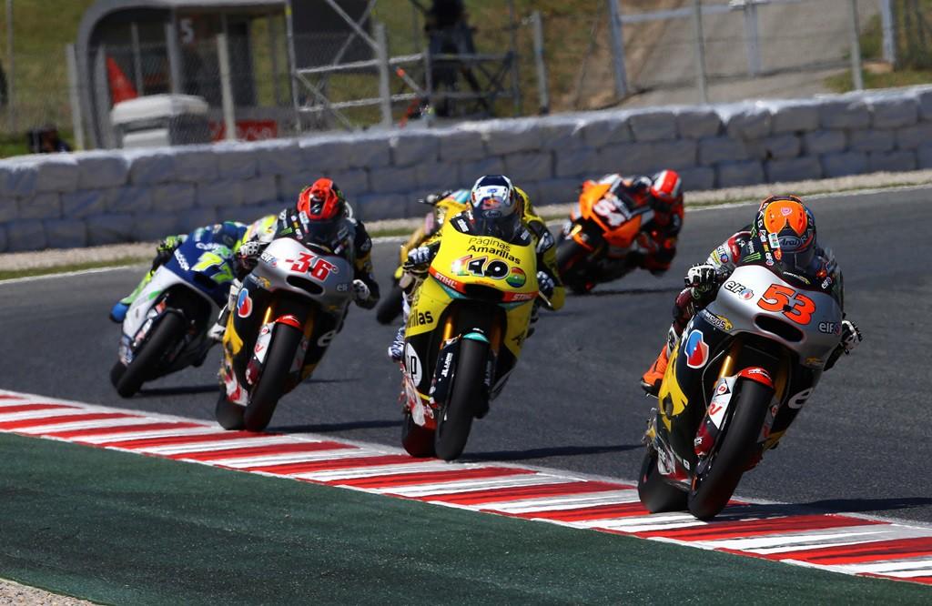 Pre-selección de equipos para Moto2 y Moto3 en 2015