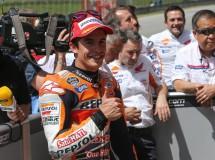 Márquez gana en MotoGP y sigue imparable, pero con un Lorenzo brillante en Mugello