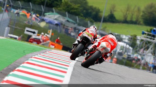 moto2 test