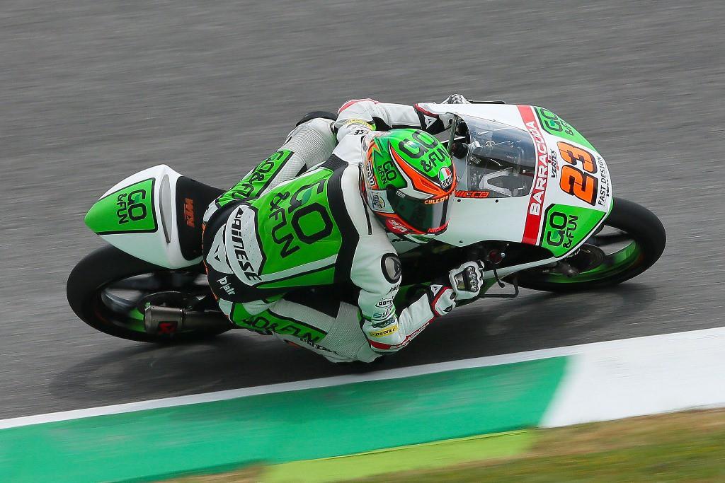 Antonelli, Lorenzo y Rabat controlan la FP2 MotoGP en Sepang