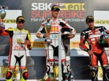 Faccani y Savadori ganan las carreras STK 600 y 1000 de Misano