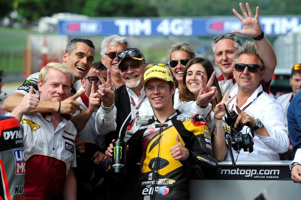 Tito Rabat a las puertas del título de Moto2 en Sepang
