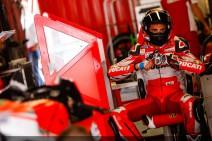 Michele Pirro el mejor del día 4 de test MotoGP en Jerez