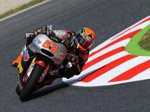 Tito Rabat logra la pole Moto2 en Catalunya, Kallio 2º y Viñales 3º