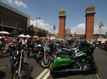 Hoy arrancan los Barcelona Harley Days 2014