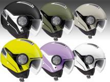 El nuevo casco de GIVI 11.1 Air Jet, para gustos los colores