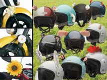 Un toque de alegría para tu casco y tu moto de la mano de Tucano Urbano