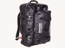 La bolsa Shad SW55 será tu mejor compañera de viaje