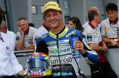 Dominique Aegerter podría probar el nuevo prototipo Kawasaki en Jerez