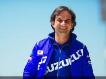 Suzuki MotoGP quiere participar de wild card en Valencia
