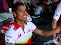 Yonny Hernández sueña con la GP15 de Ducati MotoGP