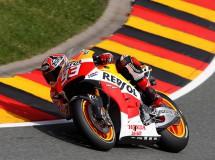 Miller, Márquez y Aegerter los más rápidos de la FP3 MotoGP en Sachsenring