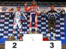 Toni Bou gana el complicado GP de Bélgica de Trial