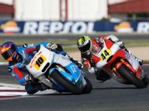 Jesko Raffin gana la carrera Moto2 CEV en Albacete, Porto 2º y Vierge 3º