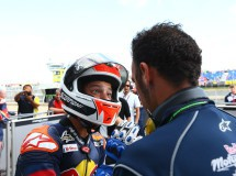 Razgatlıoğlu y Martín ganan las carreras de la Rookies cup en Sachsenring