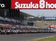Las 8 Horas de Suzuka llegan con máxima acción