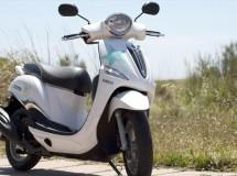 Yamaha D'elight Ibiza Republic, tu scooter para el verano