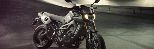 La nueva Yamaha MT-09 Street Tracker
