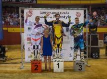 Pedro Moreno gana la 4ª cita del Nacional de Freestyle en Roquetas de Mar