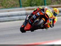 Marc Márquez domina el test MotoGP en Brno