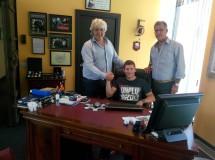 Stefan Bradl ficha por el equipo Forward Racing MotoGP para 2015
