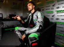Camier seguirá sustituyendo a Hayden en MotoGP Silverstone