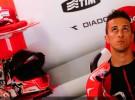 Crutchlow, Dovi, Iannone y Pirro de test Ducati MotoGP en Misano
