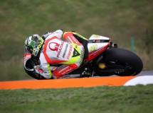 Márquez, Iannone y Luthi controlan la FP3 MotoGP en Misano