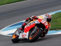 Marc Márquez logra la pole position MotoGP en Indianápolis 2014
