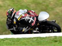 Jorge Navarro y su gran evolución con la Moto3 del Marc VDS Racing