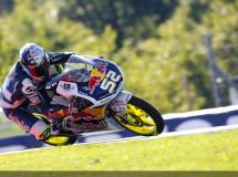 Kent, Márquez y Rabat controlan la FP2 MotoGP en Silverstone