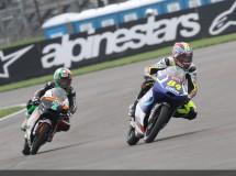 Vázquez, Bradl y Aegerter controlan la FP3 MotoGP en Indianápolis