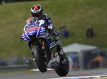 Márquez, Rabat y Lorenzo dominan el Warm Up MotoGP en Brno