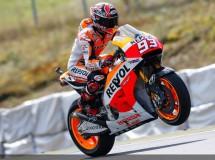 Marc Márquez consigue la pole MotoGP en Brno
